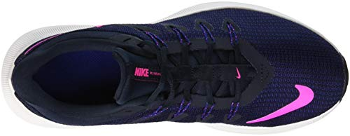 Chaussures de Obsidian Nike Blue Dark Deep Multicolore Pink Royal Blast 001 Running Femme Quest Z5ggqUw