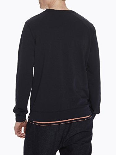Homme Fit Shirt Classic Bleu 58 In Sweat night And Colours Seasonal Ams amp; Scotch Soda Blauw Regular wCFqgBP7O