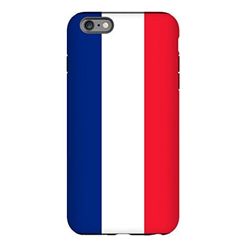 (iPhone 6 Plus Tough Case Flag of France)