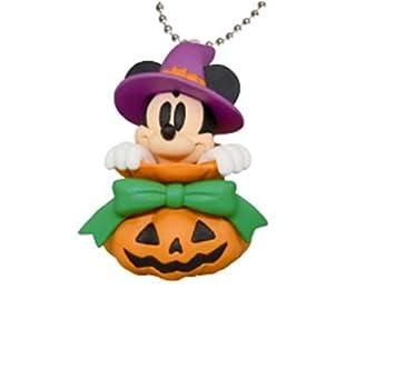 Disney - Llavero de Mickey Mouse, Halloween, Calabaza, 4 cm ...