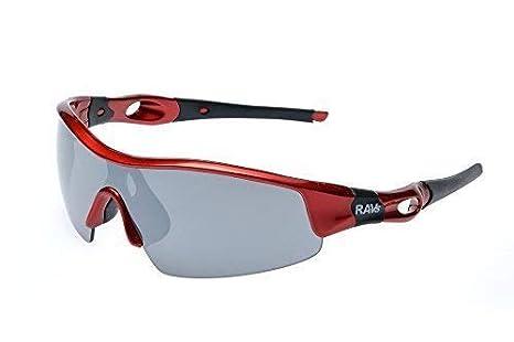 Alpland - Gafas de sol para triatlón (muy ligeras, con funda ...