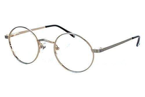 John Lennon JL 310 Mens Eyeglass Frames - Satin - Frames Eyeglass Round Lennon John