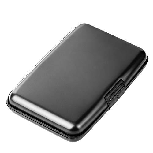 Credit Card Holder Protector Credit Card Wallet Slim RFID Plastic Credit Card Case for Women Men