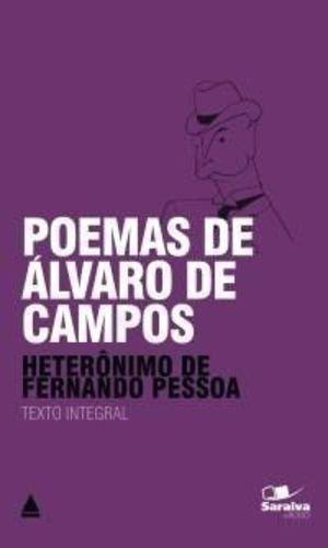 Poemas de Álvaro de Campos - Pocket Novo