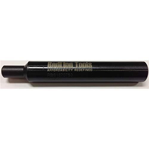 Carbide Boring Bar Holder .1875 Min Depth 6.0000 OAL 1.0000 Shank Dia RedLine Tools - RBS1871000 Bore .7500 Max