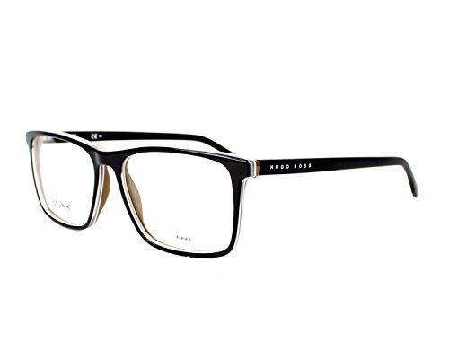 Optical frame Hugo Boss Acetate Black (BOSS 0764 - Hugo Men Boss Glasses For