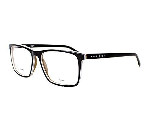 Optical frame Hugo Boss Acetate Black (BOSS 0764 - Men Hugo Boss Glasses For