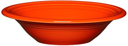 Fiesta Stacking Cereal Bowl, 8-1/2-Ounce, Poppy