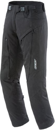 Joe Rocket Atomic Men's Textile Pants (Black, Large)