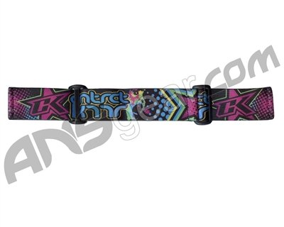 KM Paintball Goggle Strap - 09 Contract Killer Punkd