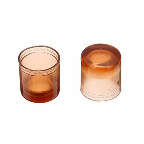 500 Pcs Brown Beekeepers Bee Queen Royal Beekeeping Raise Rearing Cell Cup