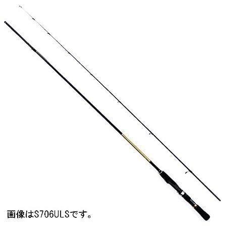 シマノ ソルティーアドバンス LIGHT GAME S706UL-Sの画像