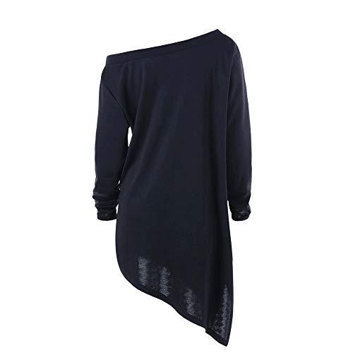 Femme Chemisier clothes showsing Noir women R8Zxtwq