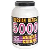 Vitol Russian Bear 5000, Ice Cream Vanilla 4lb Bottle