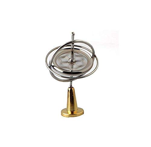 Gwill Anti-Gravity Spinner Metal Precision Gyroscope Space Wonder Toy High Speed Balance for Children Adult Interesting Toy and Gifts