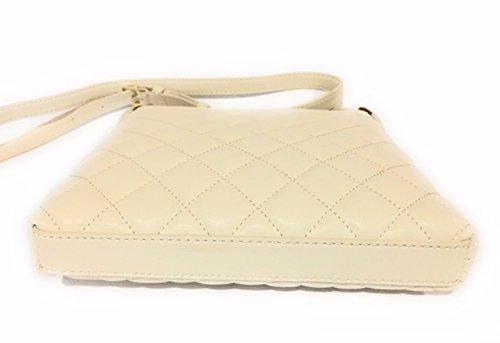 Love Moschino , Sac bandoulière pour femme blanc cassé ivoire (ral 1013)