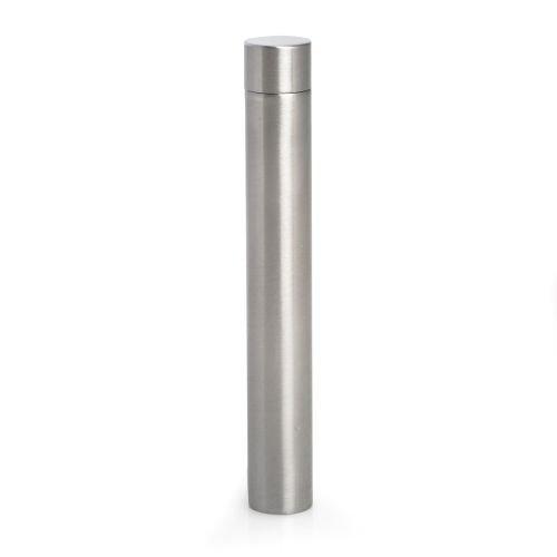 Doobie Doob Tube Steel Metal Air Tight Oder Resistant Stores Cannabis Marijuana King Sized Doobs Joints