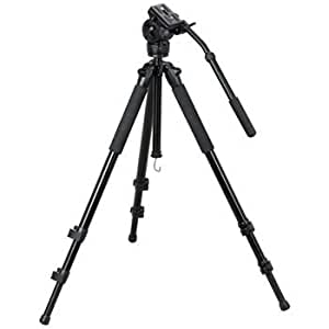 Francier Professional Video Tripod with Fluid Drag Head WF718