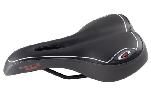RavX Zone X Plush Water Resistant Saddle