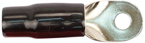 Stinger SPT5101B PRO Series Shoc-Krome Boot 1/0 Gauge 5/16-Inch Terminal, 25-Pack (Black)
