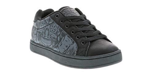 Osiris Boy's Troma Redux (Little Kid/Big Kid) Maxx242/Tres Athletic Shoe (Osiris Shoe Boys)