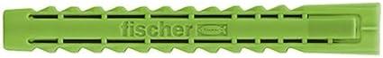 Fischer 524862 Jeu de 90 Chevilles /à expansion SX 8 x 40 mm