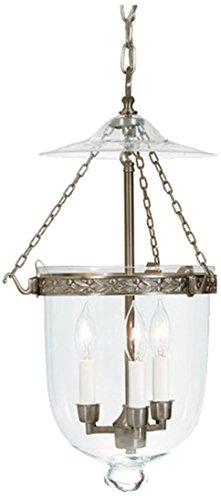 JVI Designs 1026-08 Bell Jar Lantern Decorative Band with...