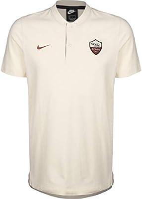 Nike Roma M NSW Modern GSP Aut Short Sleeve Polo, Hombre, Light ...