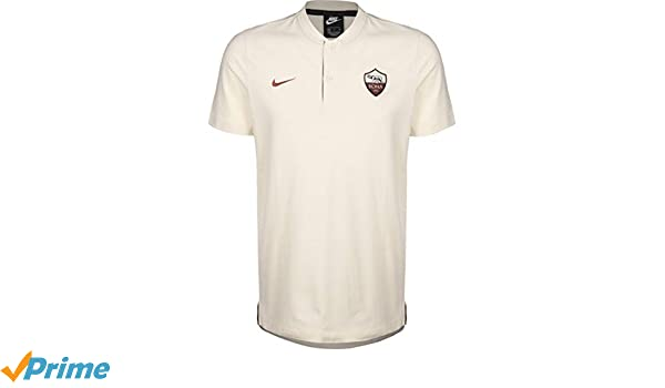 Nike Roma M NSW Modern GSP Aut Short Sleeve Polo, Hombre, Light ...