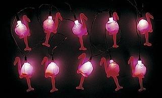 Flamingo Lights by Century Novelty