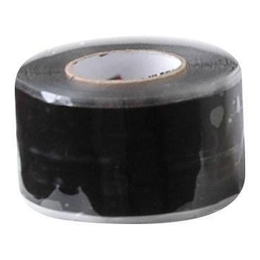 Self-Sealing Silicone Insulation and Repair Tape - Black - 1inch x 10'