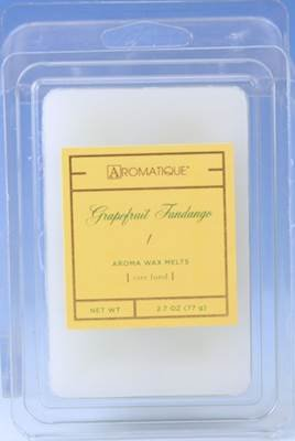Aromatique GRAPEFRUIT - CASE OF 12 WAX MELTS by by Aromatique (Image #1)