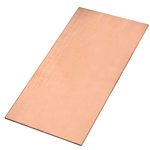 LTKJ 1PC 99.99% Pure Copper Cu Metal Sheet Plate