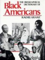 Books : The Biographical Dictionary of Black Americans