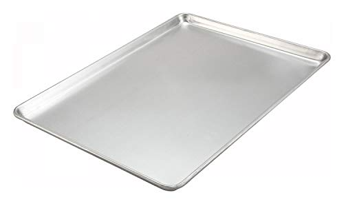 Winco ALXP-2216H, 16x22'' Rectangle Aluminum Sheet Pan, 18 G