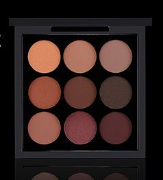 Mac Eye Shadow x 9: Burgundy Times Nine palette