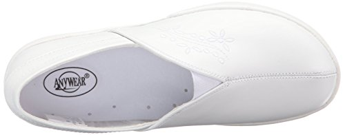 Food amp; Shoe White Anywear Service Health Care Women's Mimi wqvBHXZ