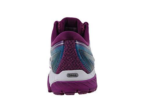 White Purple Scarpe Da Donna Blue Running Ghost 10 Brooks AqRY8R