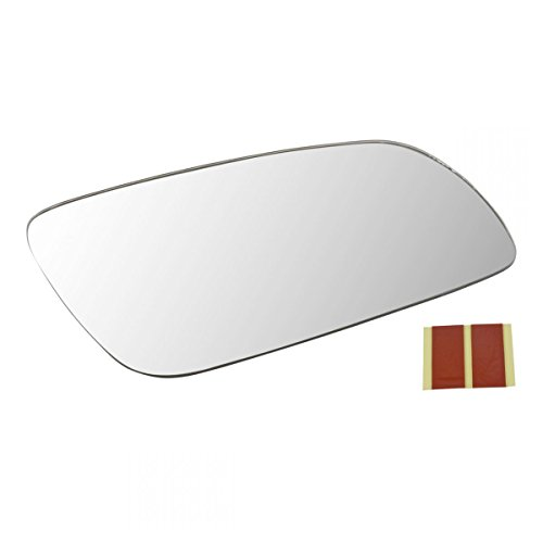 Mirror Glass Passenger Side Right for Volkswagen VW Golf Jetta Passat Cabrio