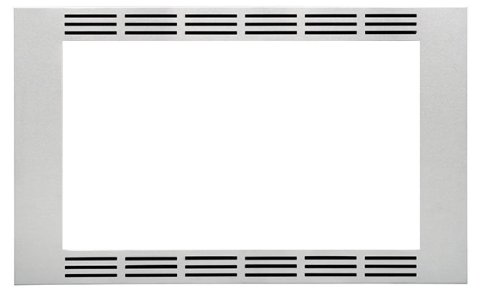 Panasonic 27'' Trim Kit for 1.6 cuft Panasonic Stainless Microwave Ovens, NN-TK722SS by Panasonic (Image #2)