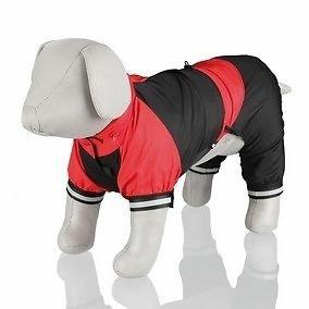 Amazon.com: Cayres perro traje impermeable pequeño 15.7 inch ...