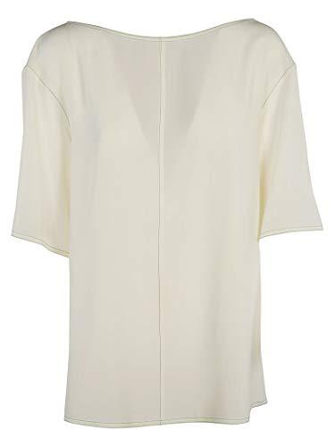 Mujer Algodon Marni Camaw58a00ta08900w03 shirt T Blanco UFw4xaw