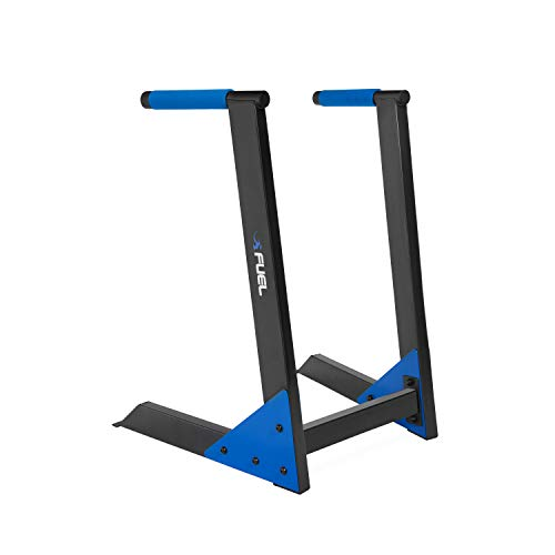 Fuel Pureformance Deluxe Bodyweight Training Dip Station by Fuel Pureformance (Image #1)