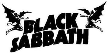 WHITE HELMET CAR BIKE BLACK SABBATH NOTEBOOK DIE CUT DECOR ART DEVIL OZZY WALL DECAL AUTO HOME DECOR MACBOOK DECORATION WINDOW CAR ADHESIVE VINYL LAPTOP VINYL WALL ART