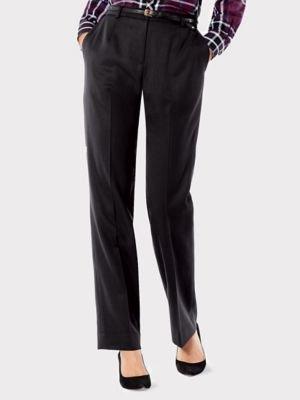 Wool Lined Pants - 5