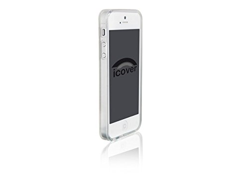 Spada 008998 Smartphone Schutzhülle Back Case - IMD - iPhone 5/5S - Weiß - Hands