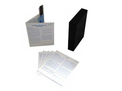 American Educational Microslide Harmful and Helpful Bacteria Lesson Plan Set (Box of 30)