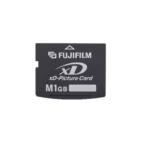 1 GB Fujifilm XD Memory Card Type M FujiFilm 1GB xD-Picture Card M by Viyada