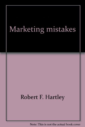 Marketing mistakes (Grid series in marketing)