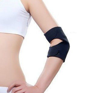Tourmaline Spontaneous Self Heating Magnetic Therapy Knee Pad - 5